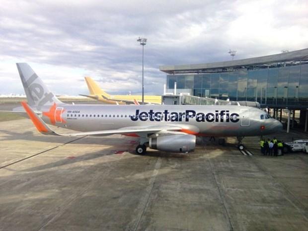 Jetstar Pacific runs HCM City-Hong Kong route hinh anh 1
