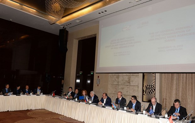 Asian-Pacific news agencies discuss modern media challenges hinh anh 1