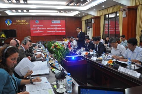 Vietnam, Australia hold high-level dialogue on agricultural policies hinh anh 1