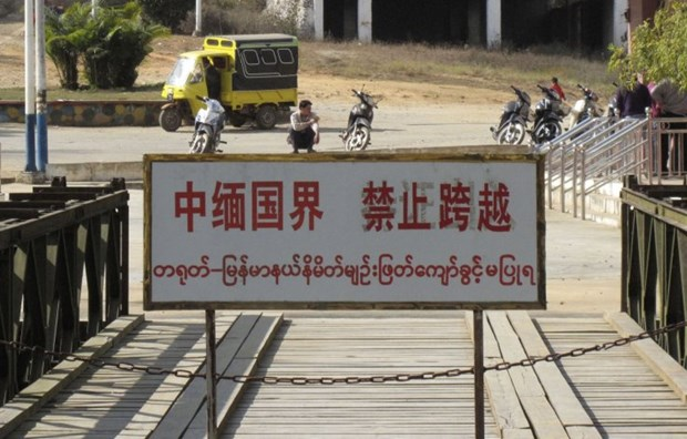 Armed clashes continue in northern Myanmar hinh anh 1
