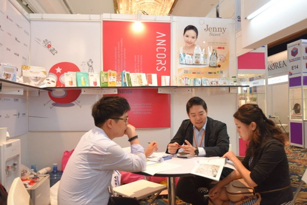 First RoK trade fair kicks off in HCM City hinh anh 1