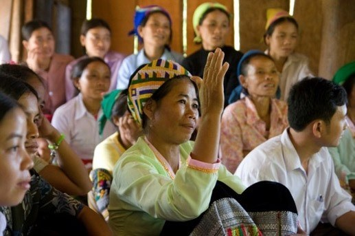 Dialogue promotes gender equality in Vietnam hinh anh 1