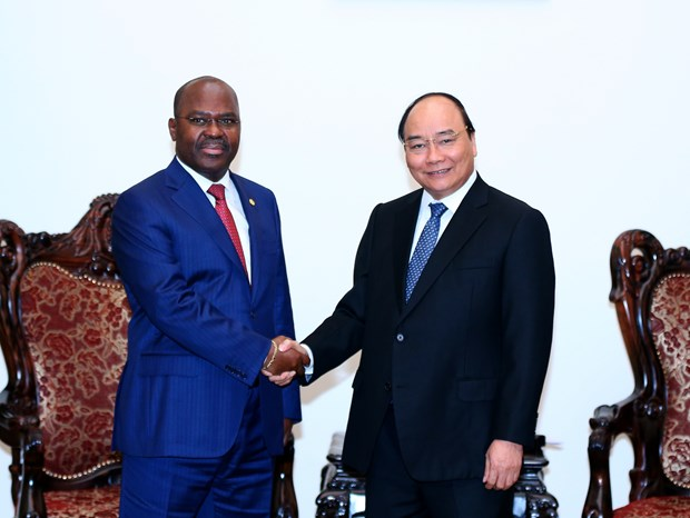 PM hails anti-crime cooperation with Mozambique hinh anh 1