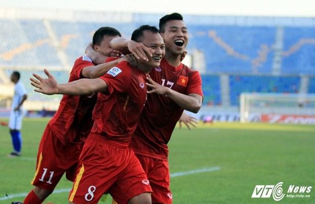 Vietnam enters AFF Suzuki Cup semifinals hinh anh 1