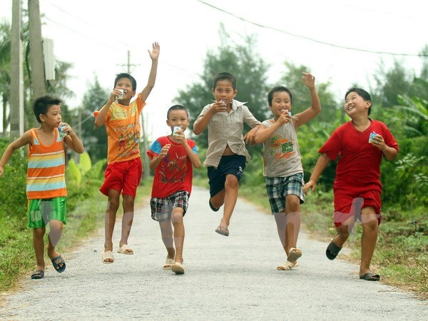 Project enhances nutrition for ethnic children in Gia Lai hinh anh 1