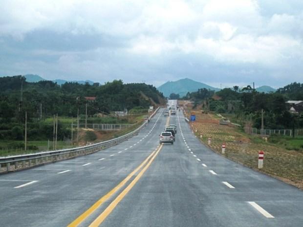 Vietnam, Laos to speed up Hanoi-Vientiane expressway project hinh anh 1