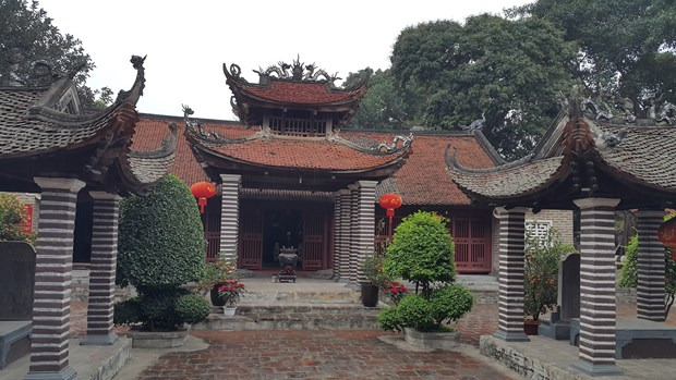 Millennium-old communal house named special national relic site hinh anh 1