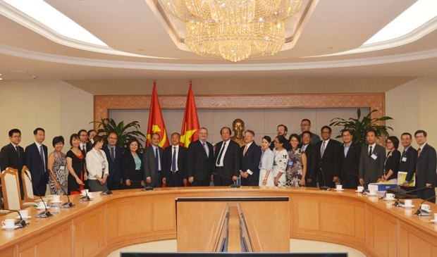 US firms appreciate Vietnam's investment environment hinh anh 1