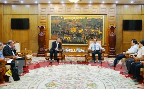 Bac Giang province facilitates Australian investment hinh anh 1