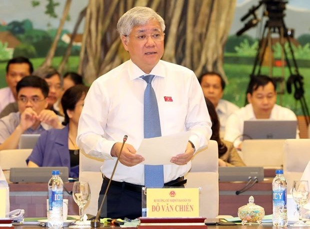 NA questions minister on measures to support ethnic minority groups hinh anh 1