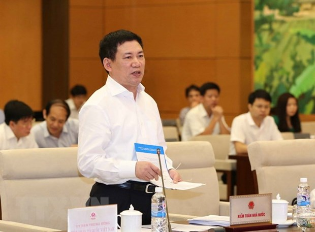 Auditor General urges more int'l cooperation in environmental auditing hinh anh 1