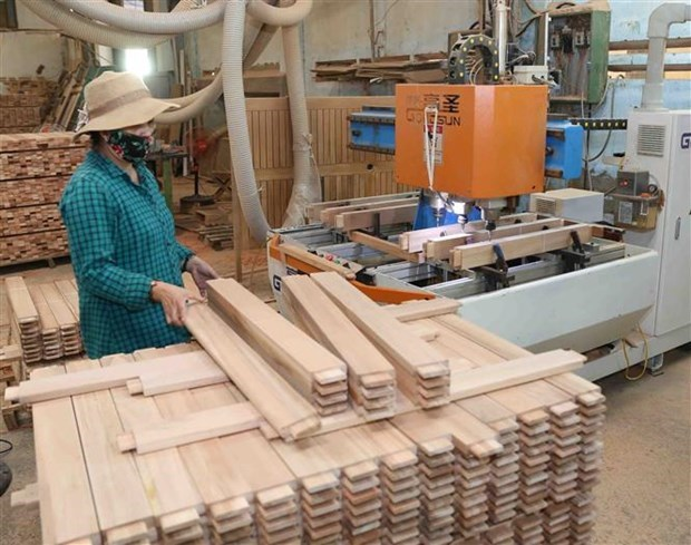 Forestry exports likely to surpass this year's target hinh anh 1