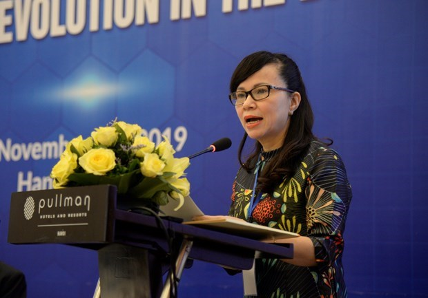 17 countries discuss ways to develop human resources in digital era hinh anh 1