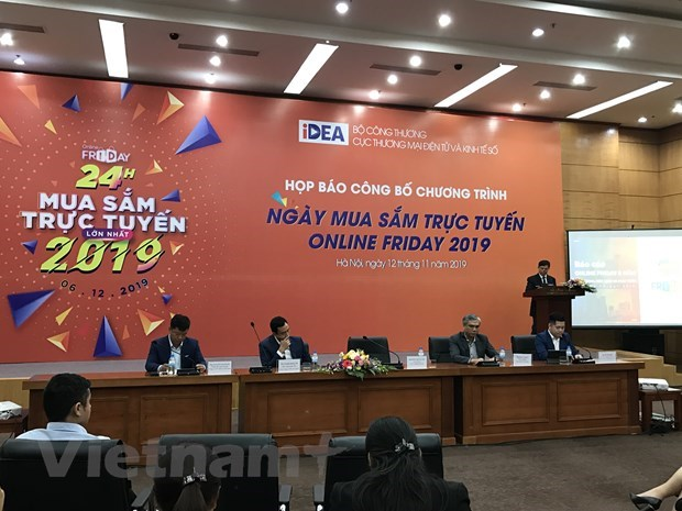 Online Friday 2019 hopes to attract 1,000 brands hinh anh 1