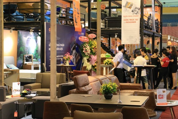 Opportunity for furniture producers to fully tap local market hinh anh 3