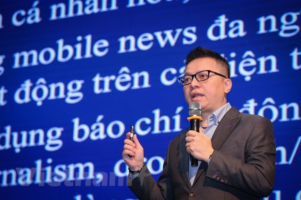 Digital technology to change Vietnamese press: forum hinh anh 1