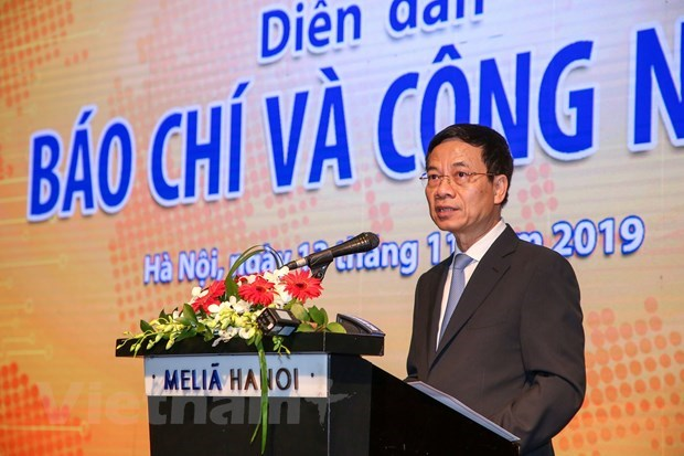 Digital technology to change Vietnamese press: forum hinh anh 3