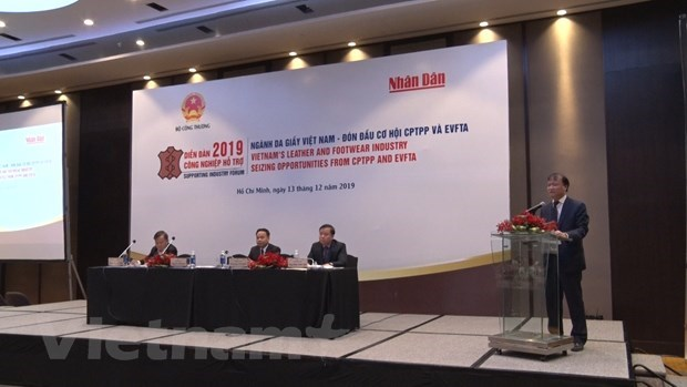 Footwear sector needs to remove bottlenecks to capitalise on FTAs hinh anh 1