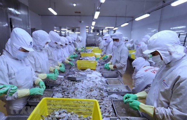 Agro-forestry-fishery exports targeted at over 42 bln USD for 2020 hinh anh 1