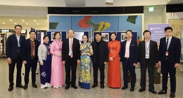 Vietnam joins hands with UN in drug combat hinh anh 1