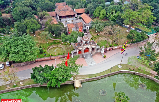 Co Loa Ancient Citadel a unique tourist attraction in capital city hinh anh 1