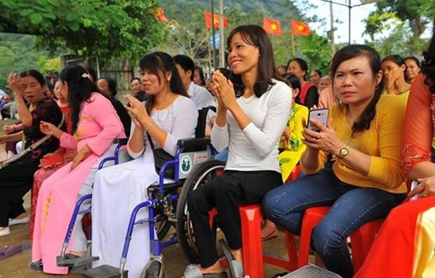 Women with disabilities bear brunt of poverty, gender obstacles hinh anh 1