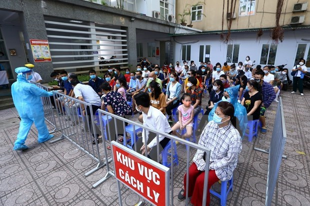 Vietnam records over 1,000 COVID-19 cases: No room for carelessness hinh anh 4
