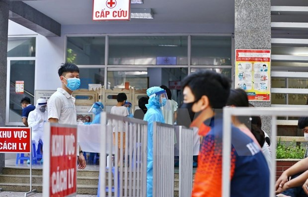 Vietnam records over 1,000 COVID-19 cases: No room for carelessness hinh anh 1
