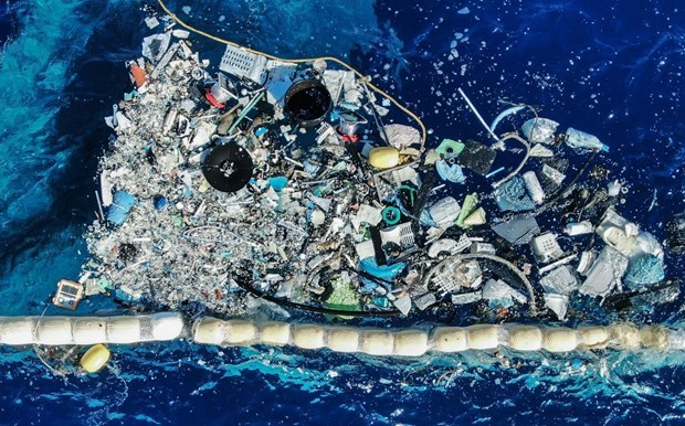 Int'l centre on marine plastic debris to be set up in Vietnam hinh anh 1
