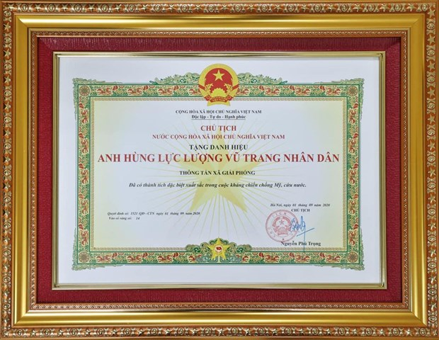 60th anniversary of Liberation News Agency: Glorious historic missions hinh anh 2