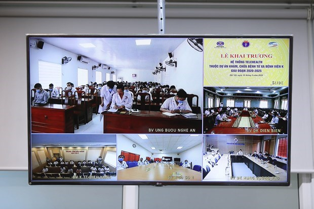 Remote medical examination project promotes sustainable health care hinh anh 2