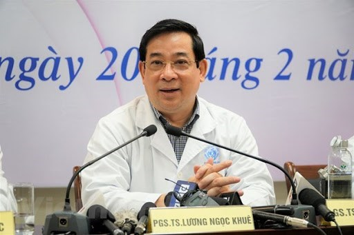 Remote medical examination project promotes sustainable health care hinh anh 1