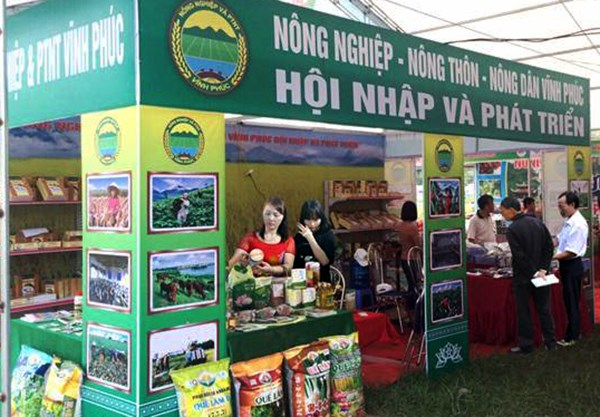 Vinh Phuc bolsters agriculture trade hinh anh 1