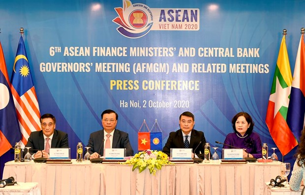 ASEAN steadfast in commitment to promoting regional economic growth hinh anh 1