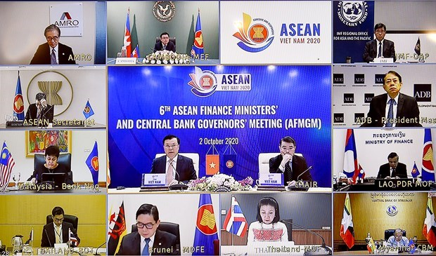 ASEAN steadfast in commitment to promoting regional economic growth hinh anh 2