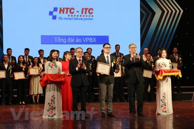 Vietnam Digital Awards 2020: nearly 60 outstanding enterprises honoured hinh anh 3