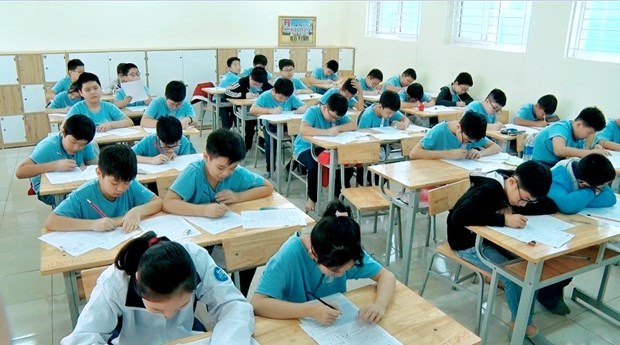 American Mathematics Competitions to be held in Vietnam hinh anh 1