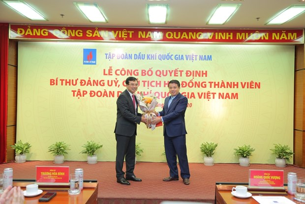 PetroVietnam has new chairman of members' council hinh anh 2