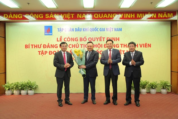 PetroVietnam has new chairman of members' council hinh anh 3