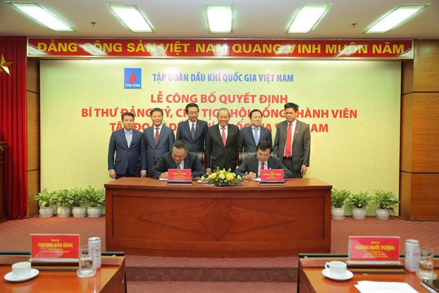 PetroVietnam has new chairman of members' council hinh anh 4