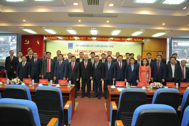 PetroVietnam has new chairman of members' council hinh anh 5