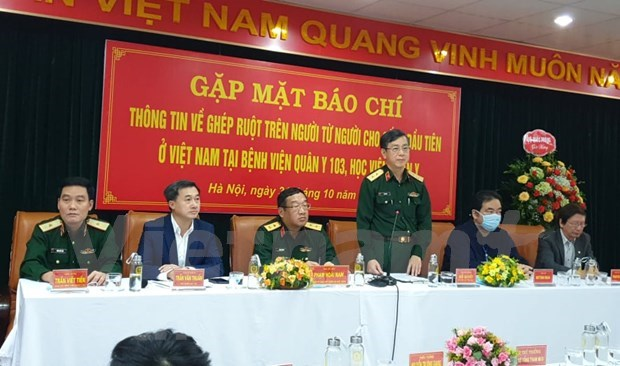 Vietnamese doctors successfully perform bowel transplants from live donors for first time hinh anh 1