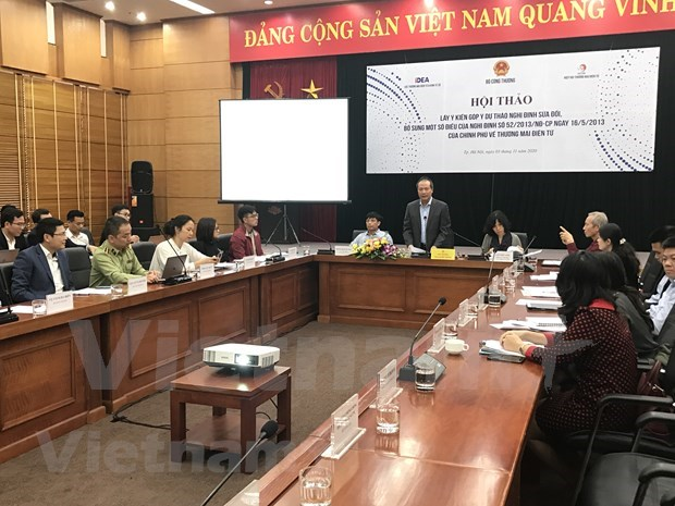 Greater efforts needed to ensure fair competition in e-commerce hinh anh 1