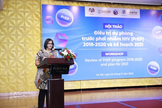 Vietnam on right track to eliminate AIDS in 2030 hinh anh 3