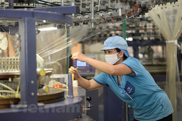 Vietnam witnesses exports growth of 5.5 percent in 11 months hinh anh 1