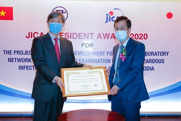 JICA pledges to bolster comprehensive health care cooperation with Vietnam hinh anh 1