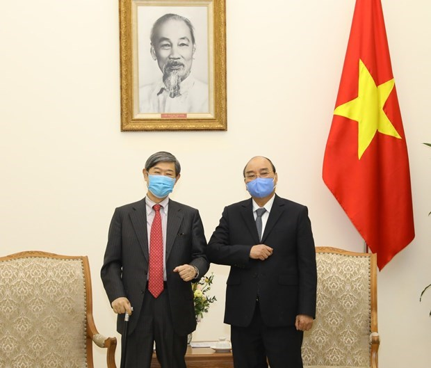 JICA pledges to bolster comprehensive health care cooperation with Vietnam hinh anh 2
