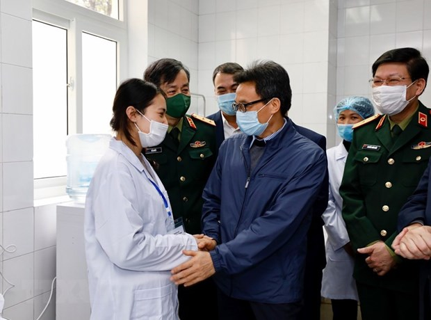 Vietnam a bright spot in keeping COVID-19 pandemic under control hinh anh 3