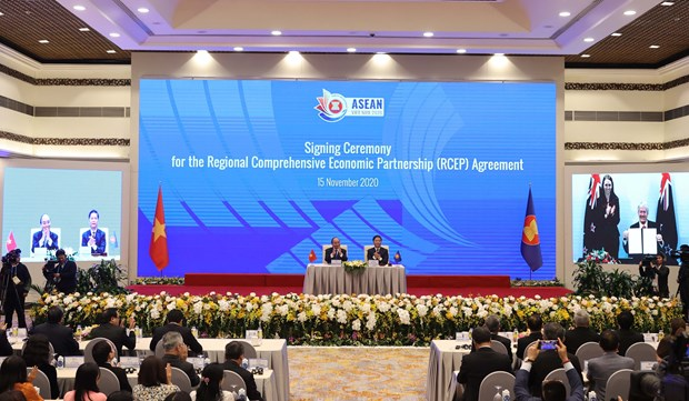 Prompt action needed to seize opportunities, navigate challenges under RCEP hinh anh 1