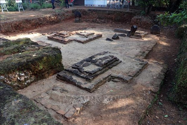 Da Nang working to preserve, develop Cham relics hinh anh 1